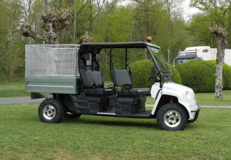 Acheter véhicule électrique agricole